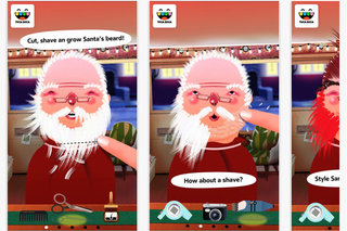 Best Christmas 2017 Apps Elf Yourself Santa Video Call And More image 8