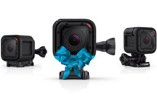GoPro Hero4 Session action camera get cheaper price in time for Christmas