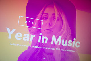 What Spotify tracks did you listen to in 2015? Your Year in Music reveals all