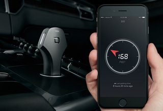Save 40 per cent on a dual-phone charger and car locator