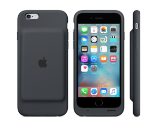 apple solves iphone battery woes with new smart battery case image 2