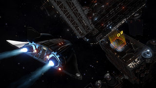 Elite: Dangerous will be an Xbox One exclusive on launch, but will eventually come to PS4 too