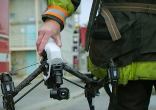 This new DJI camera uses thermal imaging to help find people, fight fires