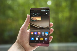Huawei Mate 8 review: Big beauty