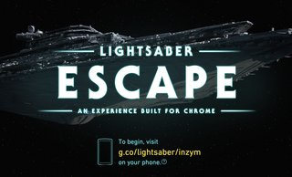 fight stormtroopers in this google game that turns your phone into a lightsaber image 2