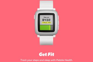 pebble made a health app for its time series of smartwatches image 4