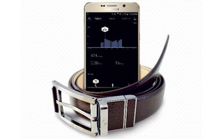 touch your ear to take calls track fitness with a belt and more from samsung c lab at ces 2016 image 3