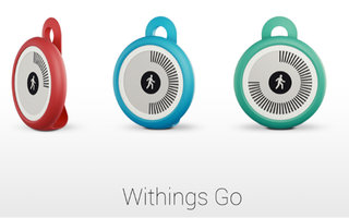 Withings Go uses E Ink display for eight-month activity tracking battery