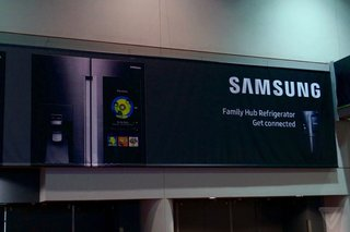 samsung family hub refrigerator comes with giant 21 5 inch screen and camera to spy on your food image 4