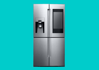 Samsung Family Hub Refrigerator comes with giant 21.5-inch screen and camera to spy on your food