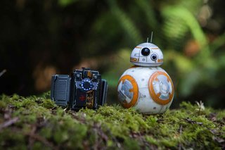 May the Force be with you: Battle worn BB-8 and Force Band let you ditch phone control