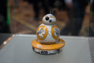 may the force be with you battle worn bb 8 and force band let you ditch phone control image 3