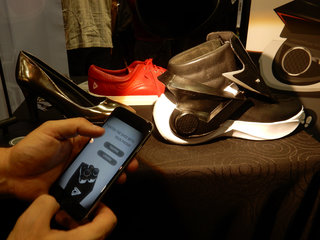 these trainers tighten around your feet like back to the future s self lacing shoes image 11