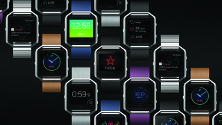 Fitbit goes fashionable with Blaze smart fitness watch