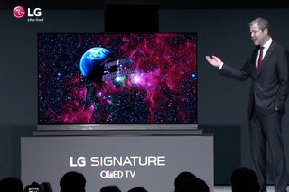 LG Signature OLED G6 TV aims to be a cut above the rest
