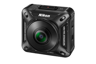 Nikon KeyMission 360 is a 360-degree 4K actioncam