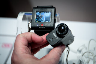 Sony HDR-AS50R takes the action cam to another level