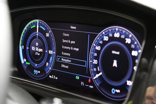 volkswagen e golf touch preview image 2