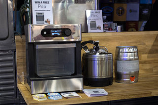 Pico Brew: A home brewing machine that makes beer making as easy as baking a loaf of bread