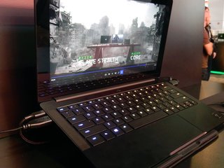 Razer enters ultrabook territory with this new beaut: Blade Stealth