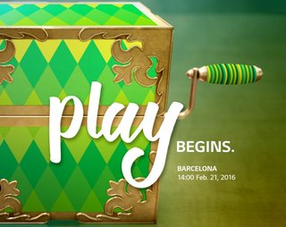 LG teases 'Play Begins' for next flagship phone set to be unveiled at MWC 2016