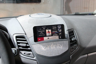 Harman Voyager Dashboard: Is a detachable car stereo speaker the future?