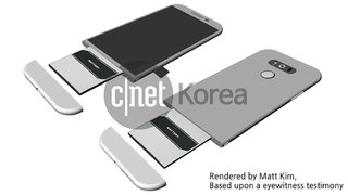 Is this the modular LG G5 expected at MWC 2016?