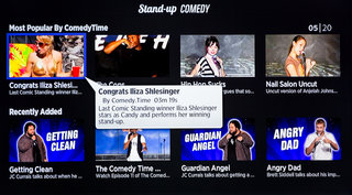 10 best comedy streaming services funny cat clips dangerous stunts stand up and more image 10