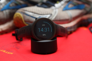 Motorola Moto 360 Sport review: Lifestyling sport