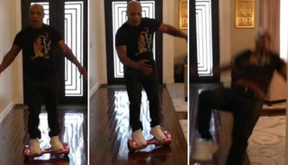 Best hoverboard fails: Mini-Segway accidents, spills and idiots ahoy