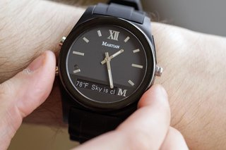The Sensible Smartwatch: Martian Notifier now 72 per cent off