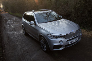 bmw x5 xdrive40e first drive image 11