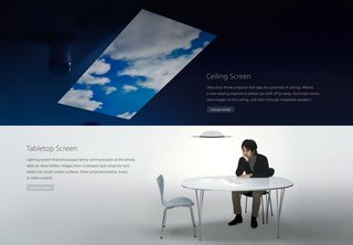 what is sony s life space ux and where is it available  image 4