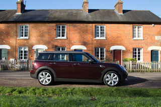 mini cooper d clubman first drive image 6