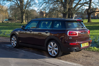mini cooper d clubman first drive image 8