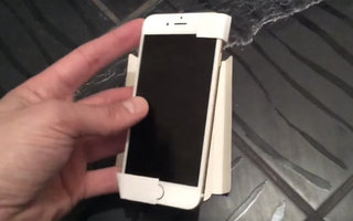 Apple iPhone 6C with 4-inch display leaked in video