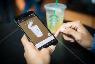 you can now pre order your starbucks coffee from an iphone or android phone at any uk branch image 2