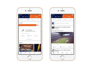 What is Facebook Sports Stadium and how does it work?