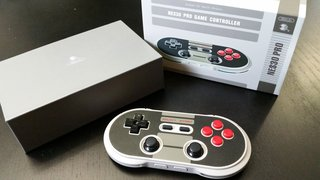 Give your gaming controller a retro feel with this great NES-inspired update