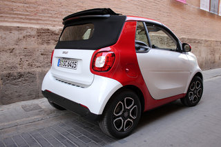 smart fortwo cabrio first drive image 2