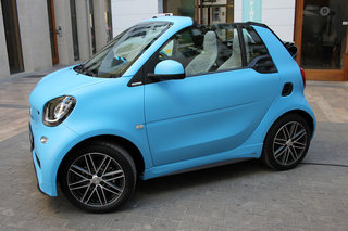 smart fortwo cabrio first drive image 40