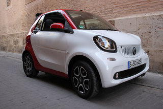 smart fortwo cabrio first drive image 5