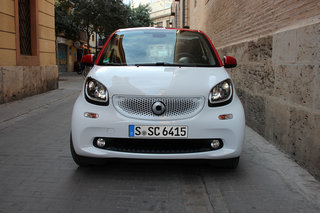 smart fortwo cabrio first drive image 6