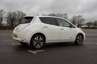 nissan leaf 2016 first drive image 13