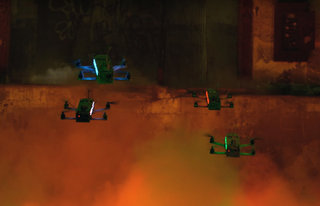 Drone racing goes pro: Drone Racing League to kick off its first season in Feb