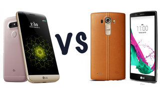 LG G5 vs LG G4: What's the difference?
