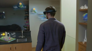 Microsoft HoloLens in videos: Want to see what the future looks like?