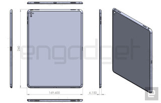 iPad Air 3 to borrow iPad Pro features, according to leaked pic