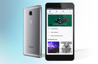 New Honor phones will come with Deezer preloaded