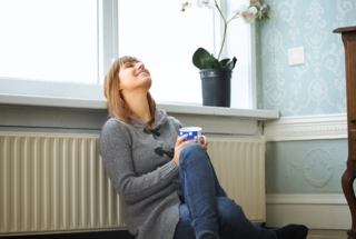 Saving energy and money with a smart thermostat